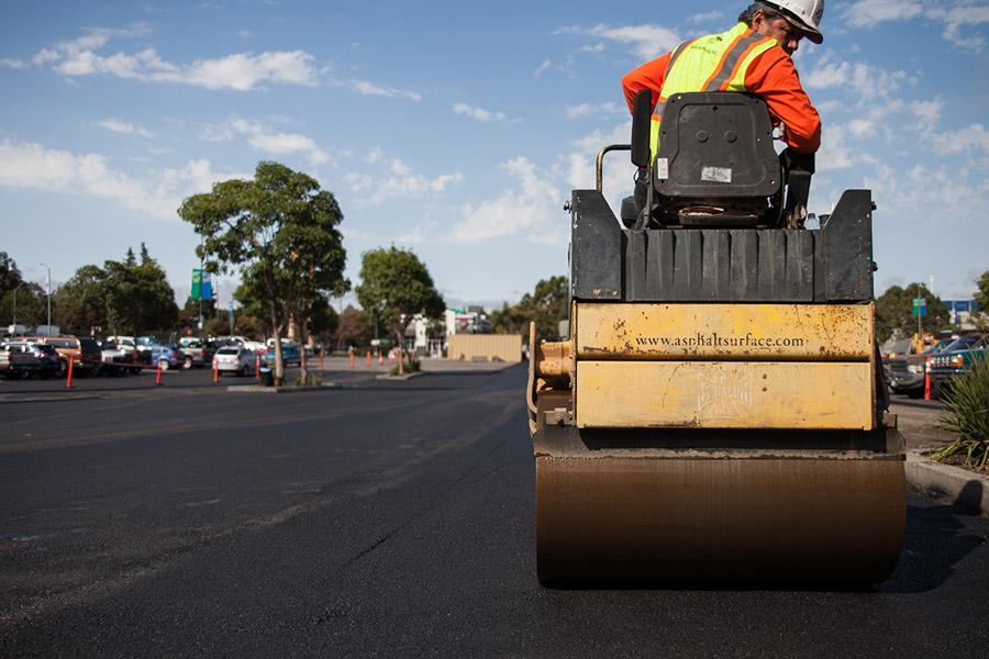 Legitimate Maintenance for Asphalt Pavement