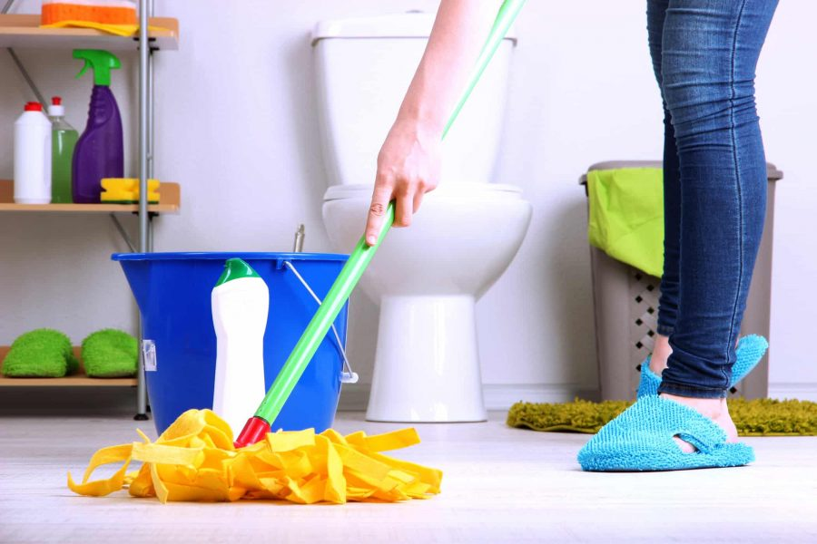 Restroom Care Tips For A Spotless Finish