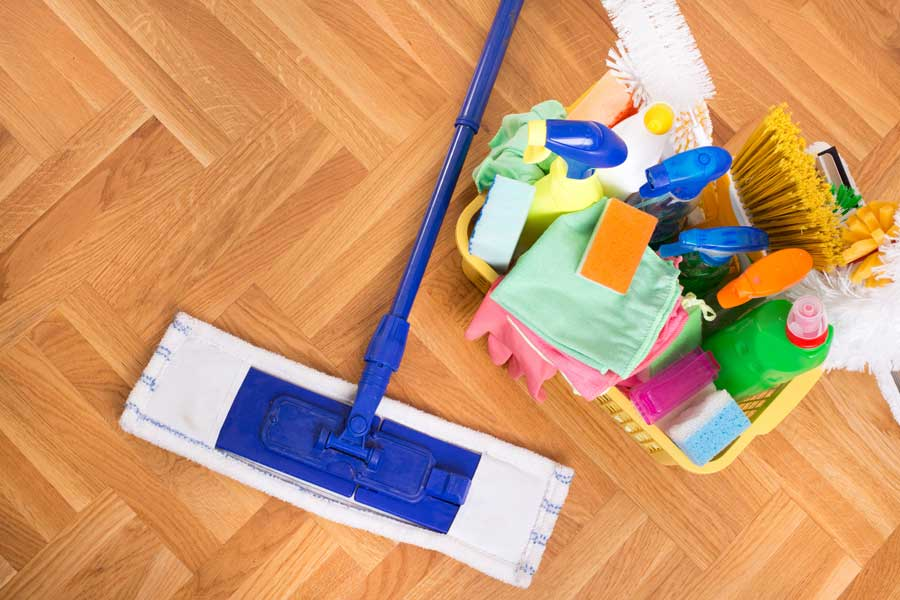 5 Easy House Cleaning Tips