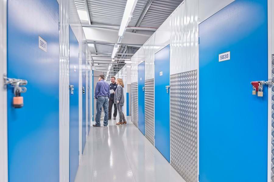 Choosing the best Self-Storage in Dunstable