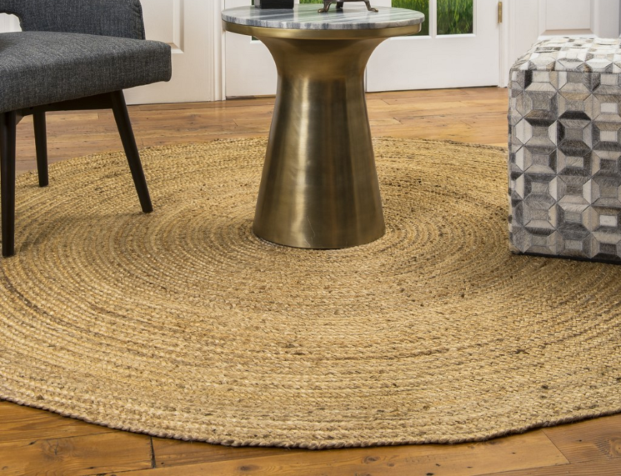 Custom Natural Area Home Rugs