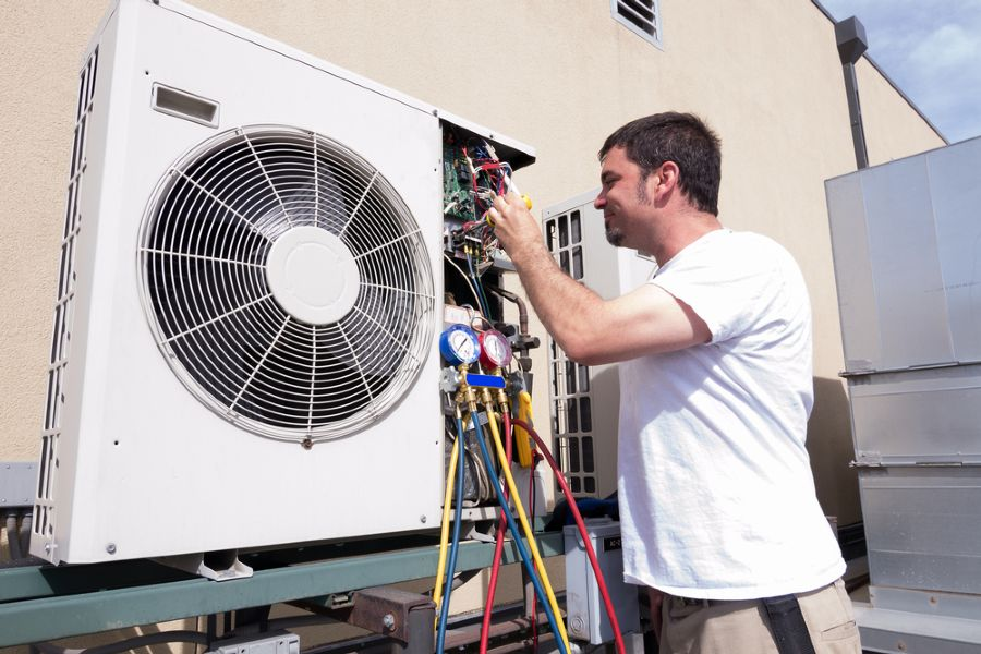 AC Units That Are Too Large For Space Can Be Expensive To the Owner