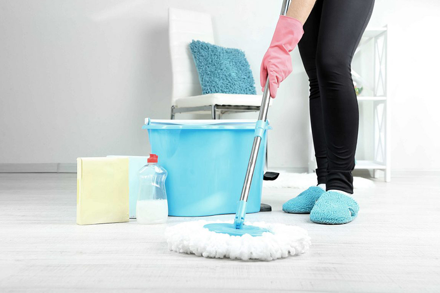 Lose calories doing household chores instead of paying in fancy gyms