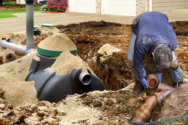 Get the septic system repair you need