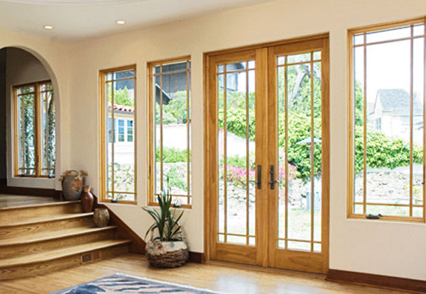 The Choices for the Window and Door Replacement