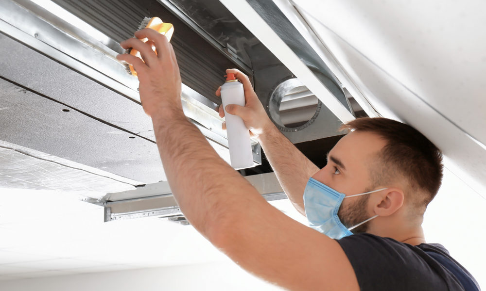 Duct Cleaning in Toronto
