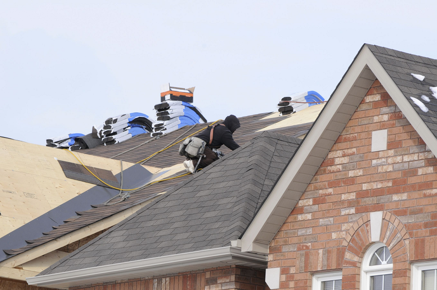 Let a Residential Roofing Company Take Care of Your Property