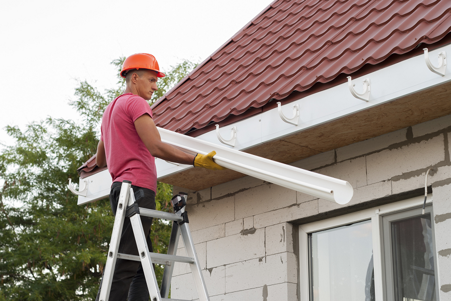 Different types of rain gutters to install in your homes