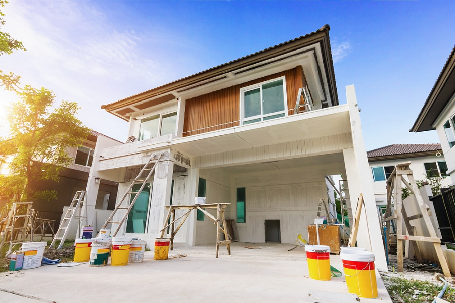 2020 Painting Color Trend for Home Exteriors