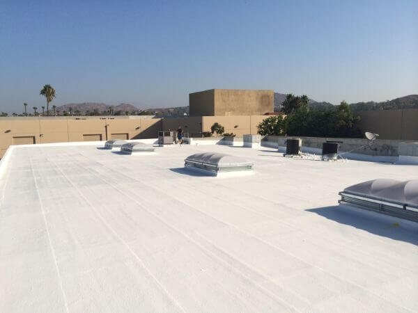Flat Roof Coatings and the Benefits