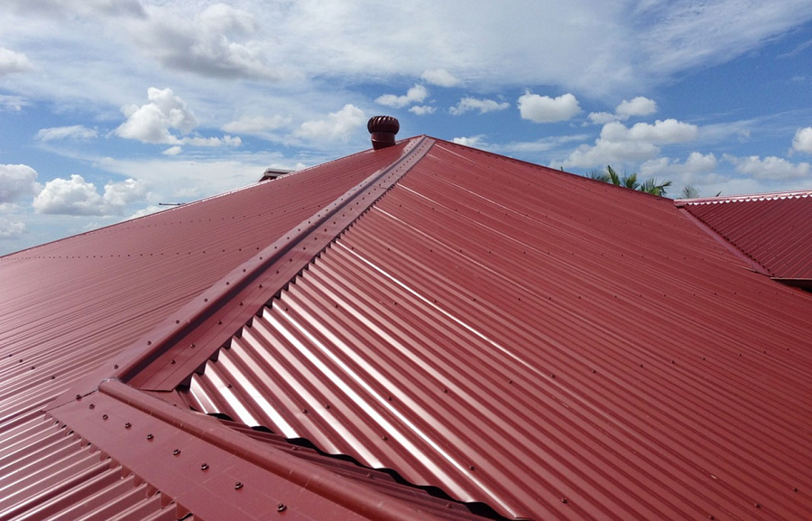 4 Types Of Commercial Roofing