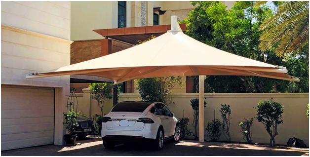 Ultimate Guide to Choose the Best Car parking Shade for Your Villa in UAE