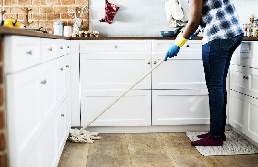 How to clean a House step by step – Complete checklist 2021