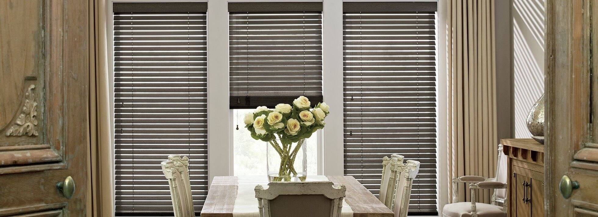 Choices of Window Treatments
