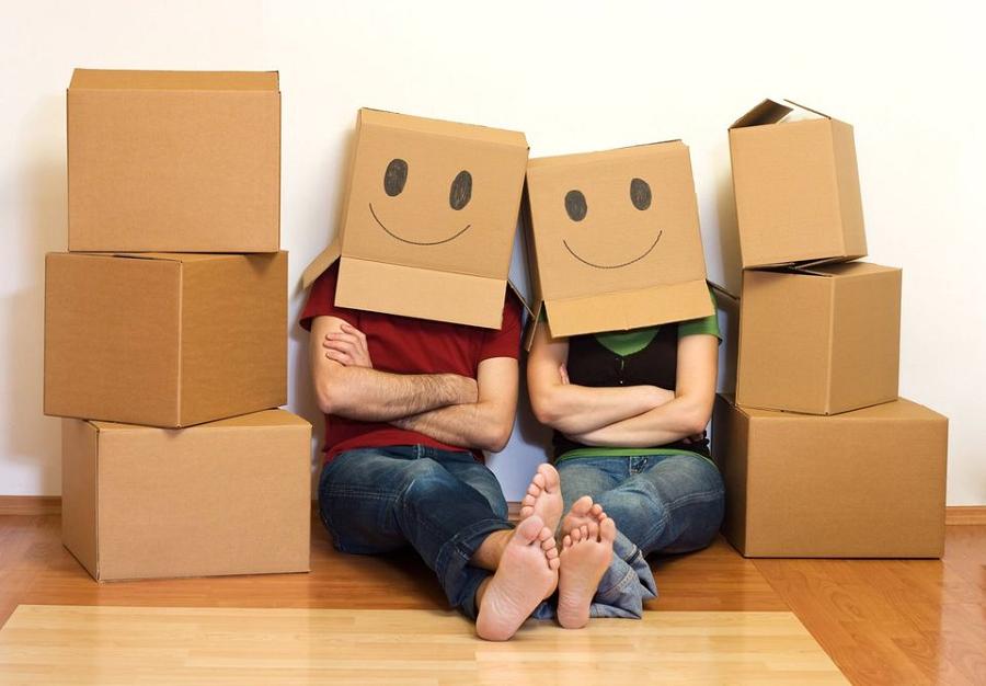How do you organize your warehouse storage?