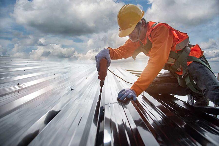 Industrial Roofing Repair: A Guide